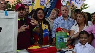 Rafael Lacava entregó morrales y útiles escolares en Guacara