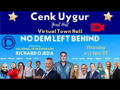 No Dem Left Behind Virtual Town Hall