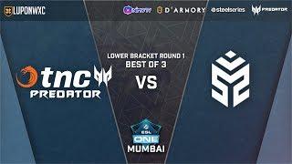 TNC Predator vs Signify Game 1 (BO3) |  ESL One Mumbai 2019