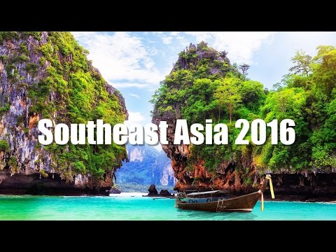Backpacking Southeast Asia | Travel | 2016 | GoPro HERO 4