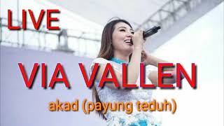 Video Via Vallen - Akad  payung teduh live Sumowono SERA 2017 download MP3, 3GP, MP4, WEBM, AVI, FLV Juni 2018