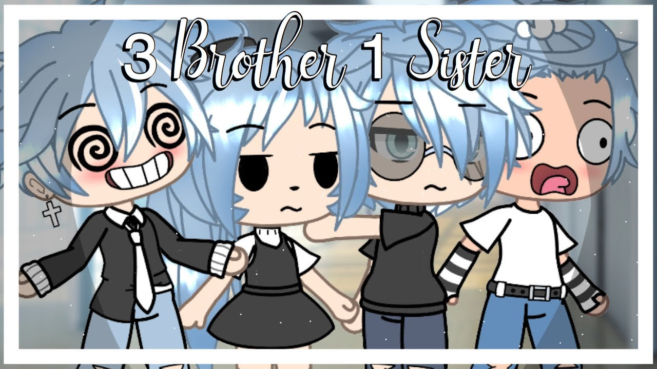 Brother and sister page 1