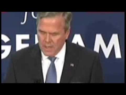 Jeb Bush quits race for GOP Presidential nomination - Full Transcript  (VIDEO)