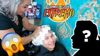 CAMBIO DE LOOK EXTREMO 😱 elsupertrucha