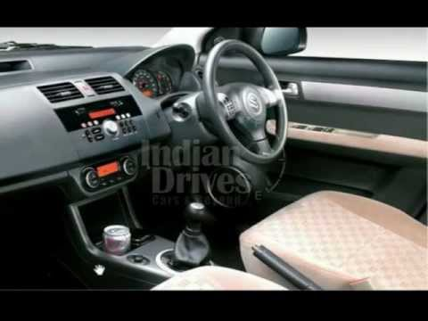 2012 new maruti swift dzire youtube for Swift vxi o interior