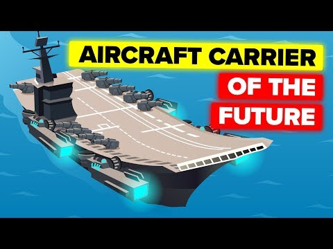 Aircraft Carrier Of The Future?