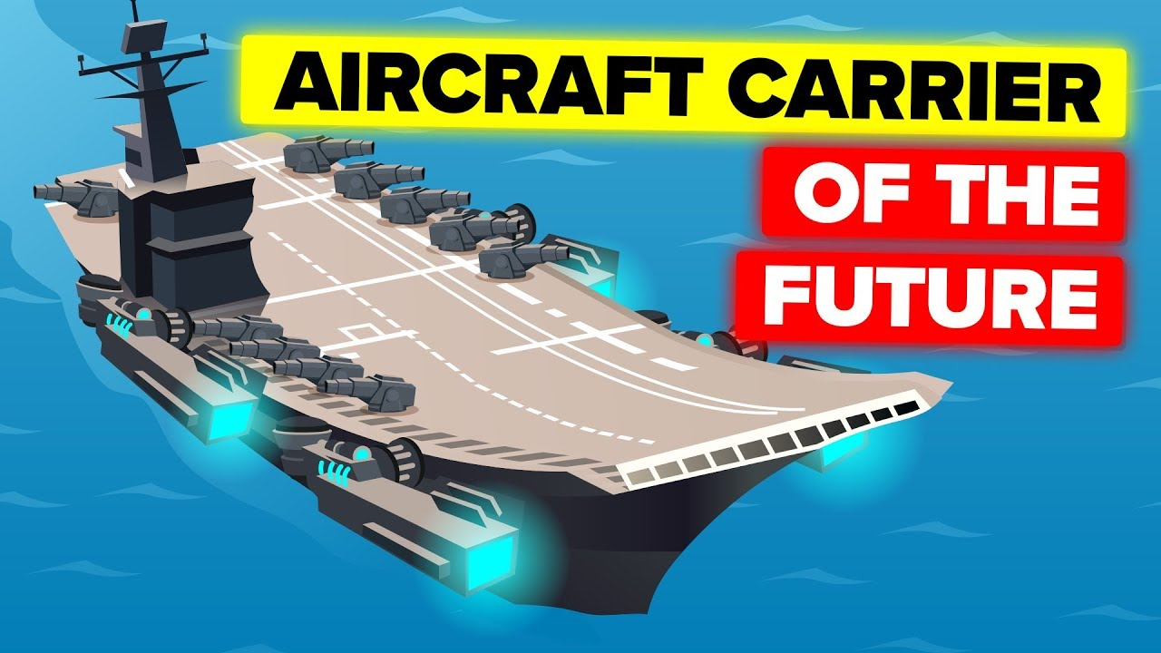 Aircraft Carrier Of The Future