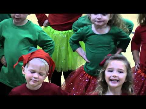 Ware Academy Christmas Program 2015