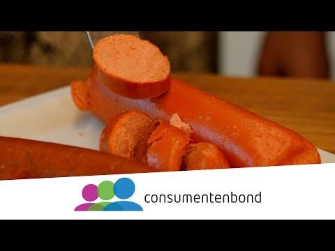 Vegetarische rookworst - Geproefd (Consumentenbond)