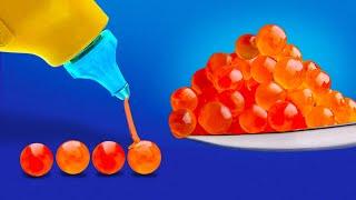27 DIY FOODS || UNBELIEVABLE FOOD HACKS ANS KITCHEN TRICKS