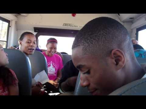School bus Rap battles/ Freestyles? Day 2