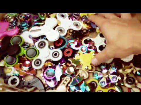 Thumbnail: How I Get 100s & 100s of Free Fidget Spinners!