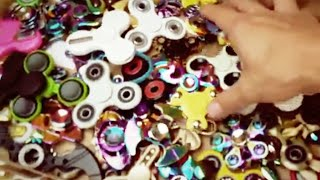 How I Get 100s & 100s of Free Fidget Spinners!