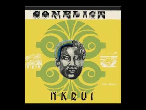 #103 - Ebo Taylor & Uhuru Yenzu – Conflict Nkru! (1980)