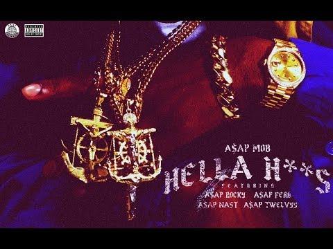 A$AP Mob - Hella Hoes (FLP + MP3)