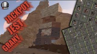 Rust - Raid na Bazę i Wieżę Online