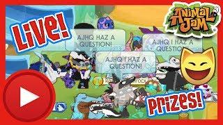 Ask AJHQ Live Stream! | Animal Jam & Play Wild