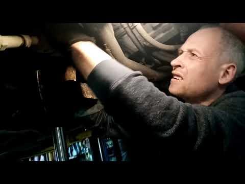 BMW E39 Надоела вибрация? Быстро меняем подушки двигателя!!!