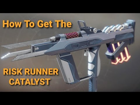 Easiest Way To Farm The Risk Runner Catalyst Destiny2 Destiny2gameplay Destiny2riskrunner Youtube