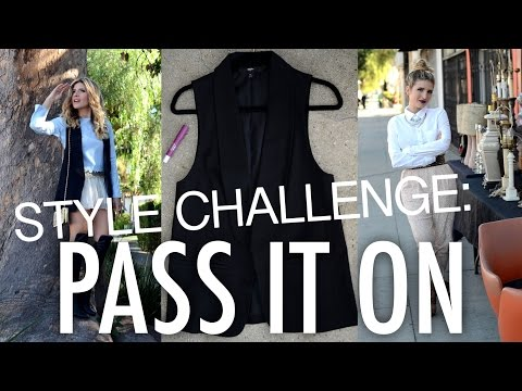 Style Challenge: Pass It On thumbnail
