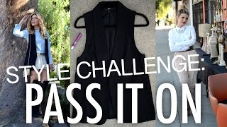 Style Challenge: Pass It On