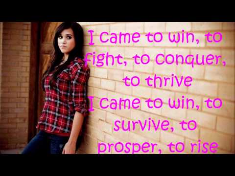 Fly- Nicki Minaj (feat.Rihanna) cover- Megan Nicole (lyrics)