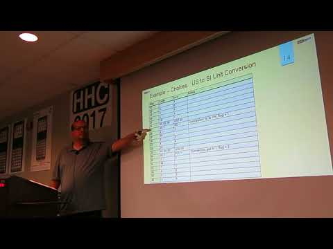 HHC 2017: Extending the HP-12C: Programming for Scientific Applications