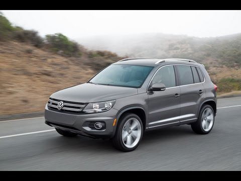 2016 Vw Tiguan Sel Youtube