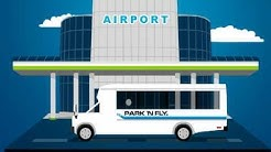 How Parking Works at Park 'N Fly