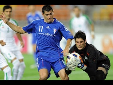 Suwon Samsung Bluewings Vs Zobahan: AFC Champions League Quarter Final 2011 (1st Leg) 2011