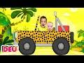 Baby Chris Lernt Tiere im Zoo Vlad und Niki