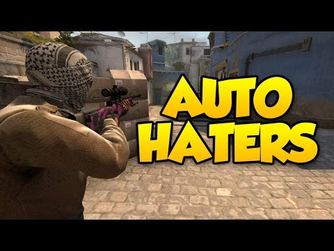 CSGO COMPETITIVE - I BRING OUT THE AUTO AND THEY START HATING