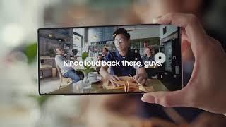 갤럭시 노트10+ 디지털 광고: 비디오 줌
