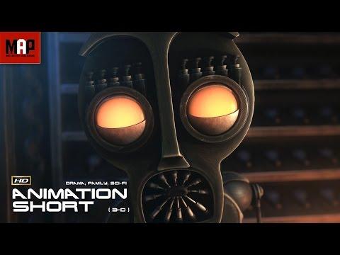 "CGI 3D Animated Short Film ""GOLDEN SHOT""- Amazing Award Winning Animation by Gökalp Gönen"