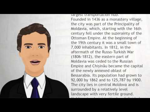 Chisinau - Wiki Videos