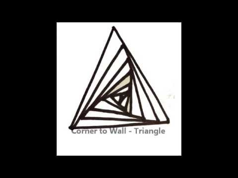 Progressive Art-Corner To Wall Triangle