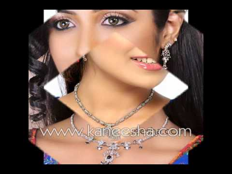 Polki Silver Jewelry Fashion, Indian Ethnic Silver Jewelry