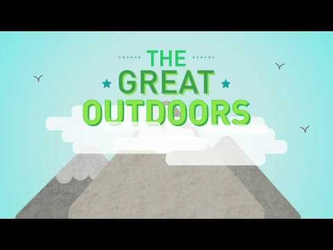 Reconomics -- the value of outdoor recreation