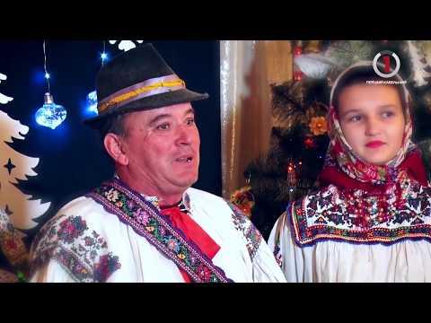 Колектив «Хижанські візерунки» вітає закарпатців з новорічними святами (частина 2)
