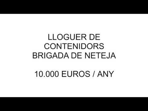 ESPARREGUERA PRESUPUESTOS 2016