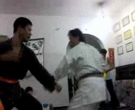 "Master Romeo ""Boy"" Buayan & Rey Flores of Tat Kon Tou-AMAF"
