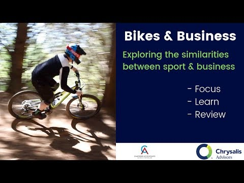 Bikes & Business: Principles of Business