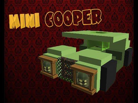 ЧПНК #2   Как построить машину(MINI Cooper)   [Копатель онлайн]