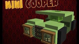 ЧПНК #2 | Как построить машину(MINI Cooper) | [Копатель онлайн](Я в ВК - http://vk.com/id279651996 Наша группа в ВК - http://vk.com/pokerko., 2014-12-30T13:59:01.000Z)