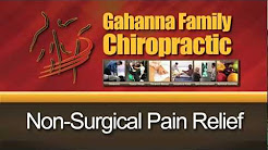 Lower Back Pain, Shoulder Pain, Neck Pain - Gahanna, New Albany, Columbus Ohio