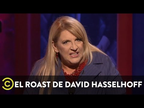 El Roast de David Hasselhoff  Lisa Lampanelli