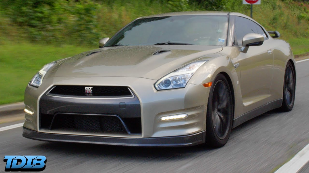 The R35 GTR: The Car That Overstayed Its Welcome