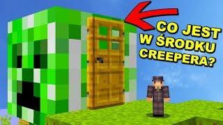 ŻYCIE W CREEPERZE - Minecraft UKRYTY ŚWIAT! | Dealereq & Koshi