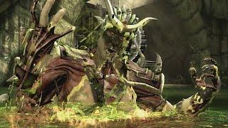 Mortal Kombat 9 Komplete Edition - All Stage Fatalities on Goro, Kintaro and Shao Kahn (1080p 60FPS)