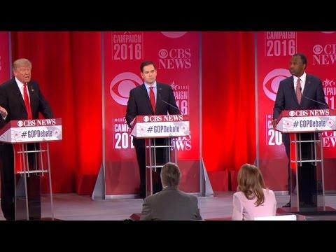 Republican Debate Part 2: Healthcare, social security